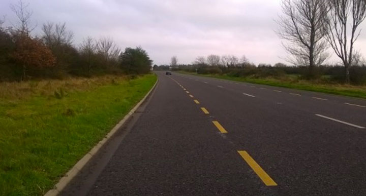 Killeagh to Youghal Bypass Overlay Scheme